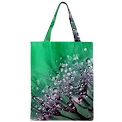 Dandelion 2015 0718 Zipper Classic Tote Bags