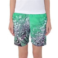 Dandelion 2015 0718 Women s Basketball Shorts
