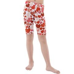 Heart 2014 0901 Kid s swimwear