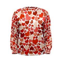 Heart 2014 0901 Women s Sweatshirts