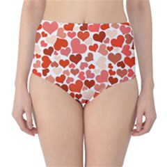 Heart 2014 0901 High-Waist Bikini Bottoms