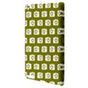 Modern Chic Vector Camera Illustration Pattern Apple iPad 3/4 Hardshell Case View3