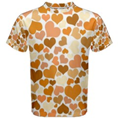 Heart 2014 0903 Men s Cotton Tees