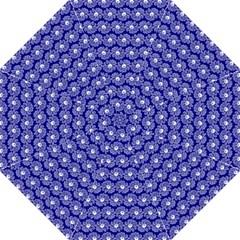 Gerbera Daisy Vector Tile Pattern Straight Umbrellas