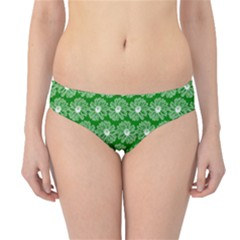 Gerbera Daisy Vector Tile Pattern Hipster Bikini Bottoms