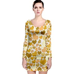 Heart 2014 0904 Long Sleeve Bodycon Dresses