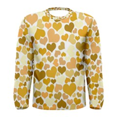 Heart 2014 0904 Men s Long Sleeve T-shirts
