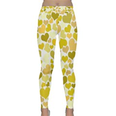 Heart 2014 0905 Yoga Leggings