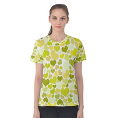 Heart 2014 0906 Women s Cotton Tees
