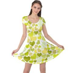 Heart 2014 0906 Cap Sleeve Dresses