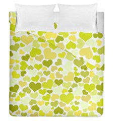 Heart 2014 0906 Duvet Cover (full/queen Size)