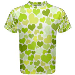 Heart 2014 0907 Men s Cotton Tees