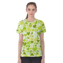 Heart 2014 0907 Women s Cotton Tees