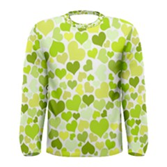 Heart 2014 0907 Men s Long Sleeve T-shirts