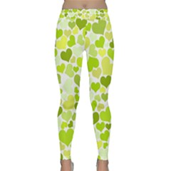 Heart 2014 0907 Yoga Leggings