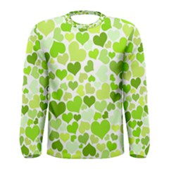 Heart 2014 0908 Men s Long Sleeve T Shirts