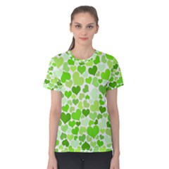Heart 2014 0909 Women s Cotton Tees