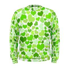 Heart 2014 0909 Men s Sweatshirts