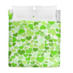 Heart 2014 0909 Duvet Cover (twin Size)