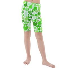 Heart 2014 0910 Kid s swimwear
