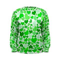 Heart 2014 0912 Women s Sweatshirts