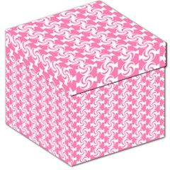 Cute Candy Illustration Pattern For Kids And Kids At Heart Storage Stool 12