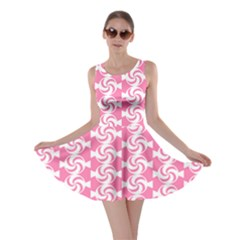 Cute Candy Illustration Pattern For Kids And Kids At Heart Skater Dresses