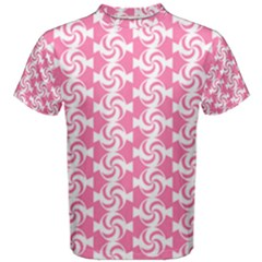 Cute Candy Illustration Pattern For Kids And Kids At Heart Men s Cotton Tees
