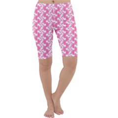 Cute Candy Illustration Pattern For Kids And Kids At Heart Cropped Leggings