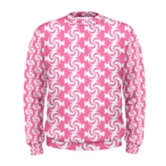 Cute Candy Illustration Pattern For Kids And Kids At Heart Men s Sweatshirts
