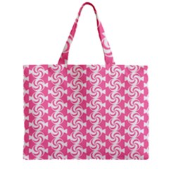 Cute Candy Illustration Pattern For Kids And Kids At Heart Zipper Tiny Tote Bags