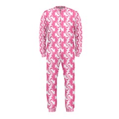Cute Candy Illustration Pattern For Kids And Kids At Heart OnePiece Jumpsuit (Kids)