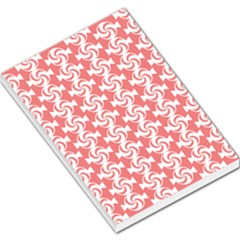 Candy Illustration Pattern  Large Memo Pads