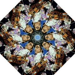 The Purple Rain Tour Folding Umbrellas