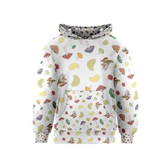 Mushrooms Pattern Kid s Pullover Hoodies