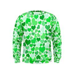 Heart 2014 0913 Boys  Sweatshirts