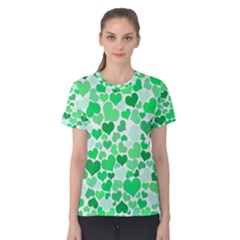 Heart 2014 0914 Women s Cotton Tees