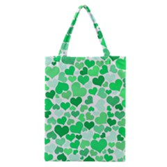 Heart 2014 0914 Classic Tote Bags