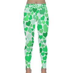 Heart 2014 0914 Yoga Leggings