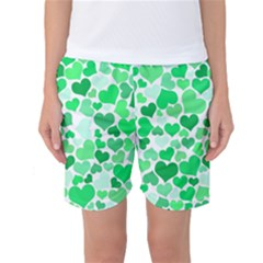 Heart 2014 0914 Women s Basketball Shorts