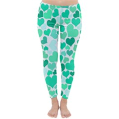 Heart 2014 0916 Winter Leggings