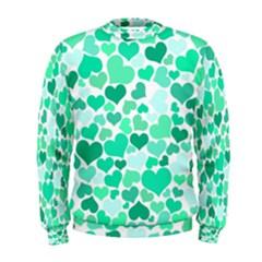 Heart 2014 0916 Men s Sweatshirts