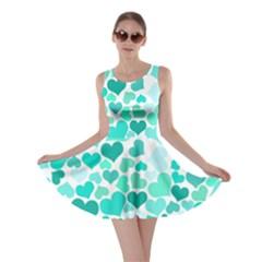 Heart 2014 0917 Skater Dresses