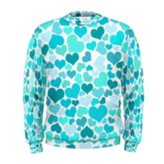 Heart 2014 0918 Men s Sweatshirts