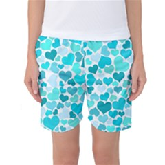 Heart 2014 0918 Women s Basketball Shorts