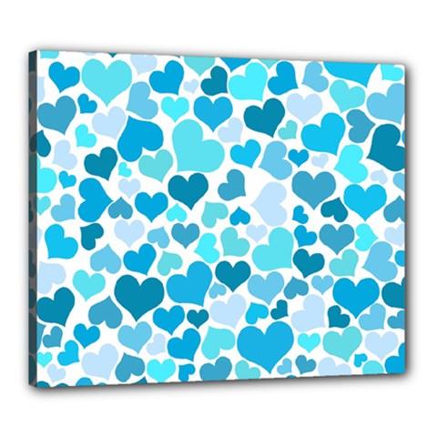Heart 2014 0919 Canvas 24  X 20