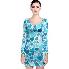 Heart 2014 0919 Long Sleeve Bodycon Dresses