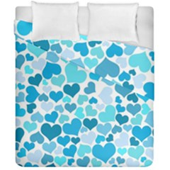 Heart 2014 0919 Duvet Cover (double Size)