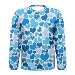Heart 2014 0920 Men s Long Sleeve T Shirts