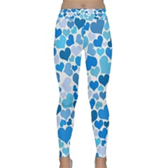 Heart 2014 0920 Yoga Leggings